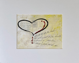 The Work of Our Heart Matted
