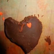 Playdough Heart