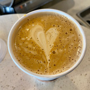 Newport Coffee Heart