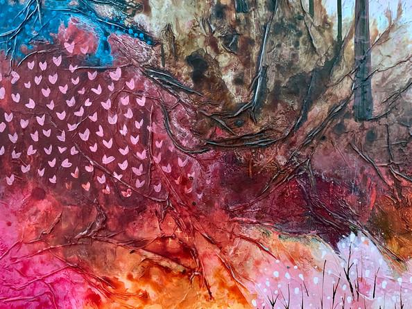 Crimson Valley Detail