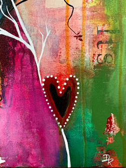 Valentine Detail