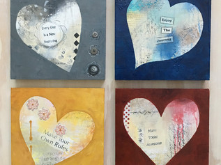 Messages From The Heart Series
