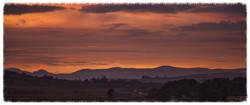 View of Snowdon mountain range