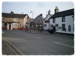 Cynwyd village square