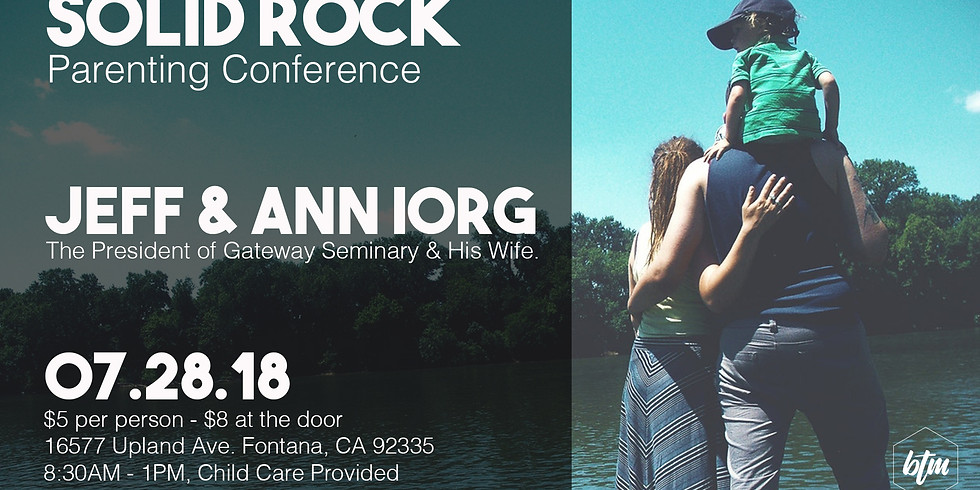 Solid Rock Conference