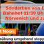 """9. Oktober, Nörvenich: Atomkriegsmanöver """"Steadfast Noon"""" verhindern!"""