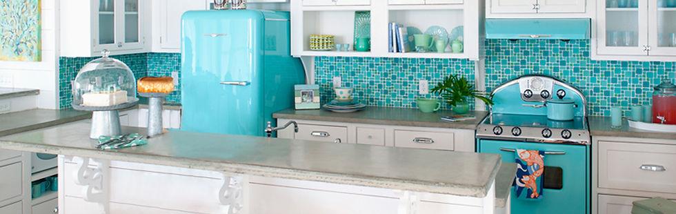 fordens elmira stove works vintage kitchen fridge