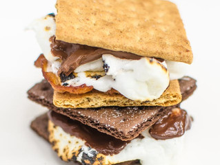 Fancy S'mores to Enjoy This Summer