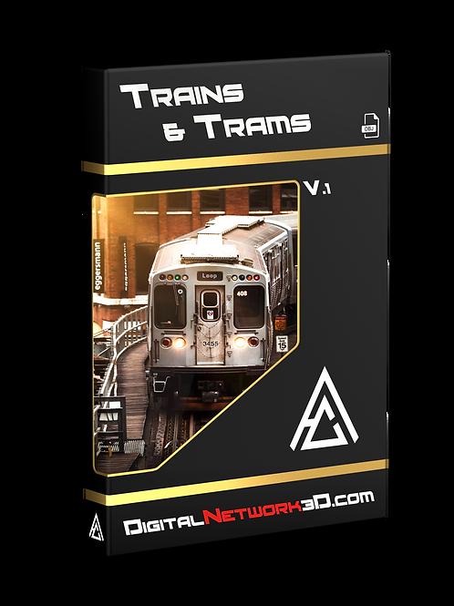 Trains & Trams v1