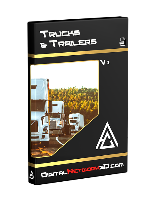 Trucks and Trailers v1