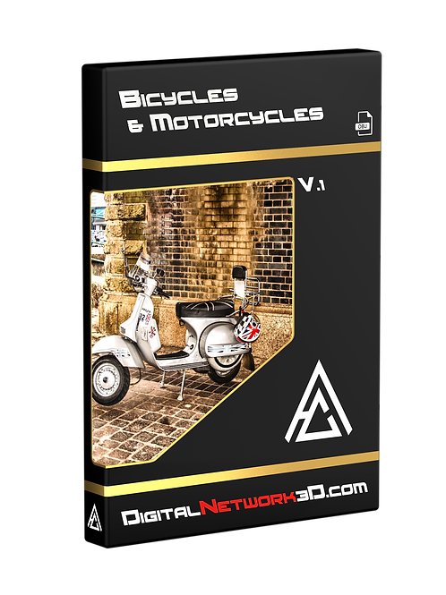 Bicycles & Motorcycles v1