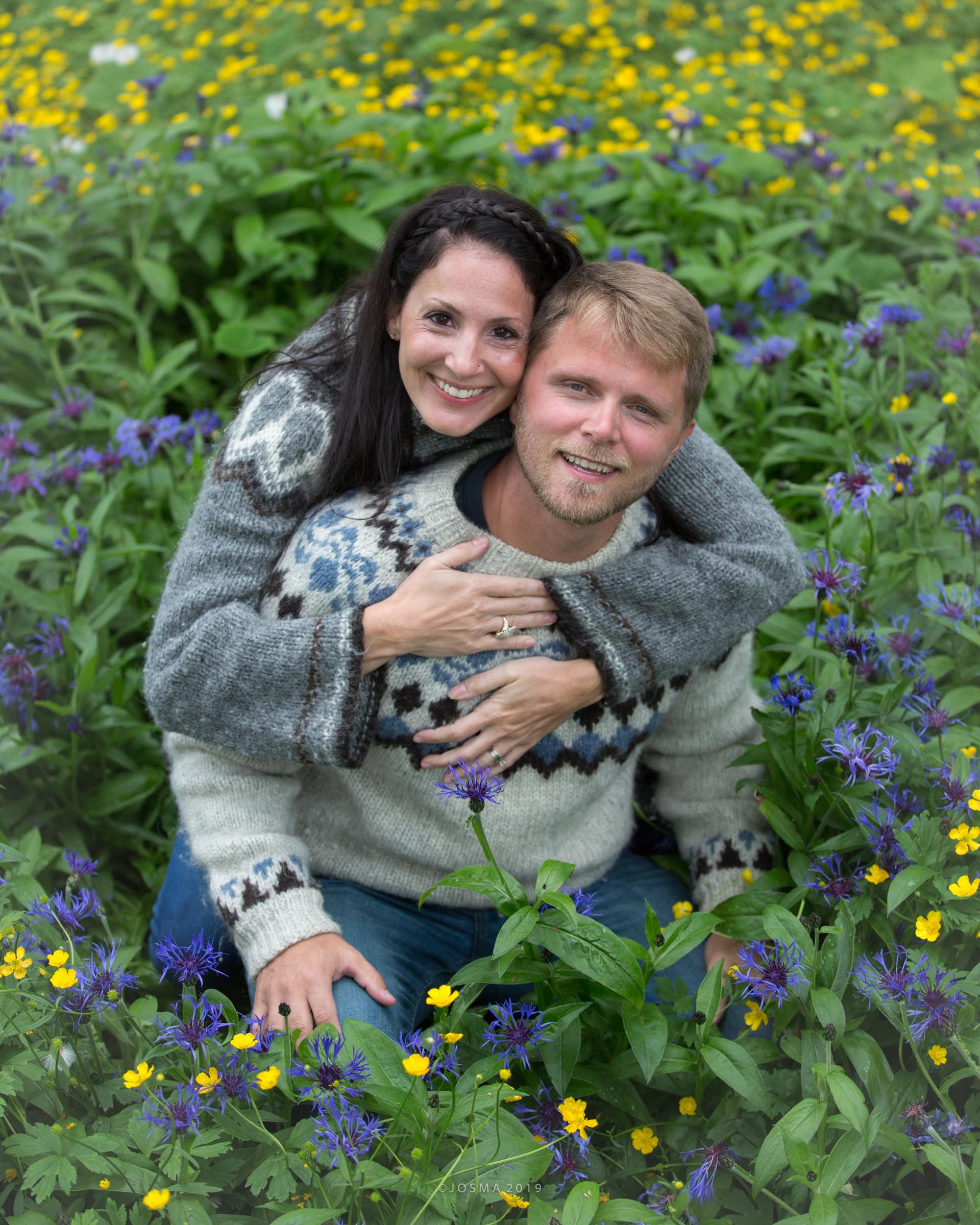 Osh and Elise Thorsson