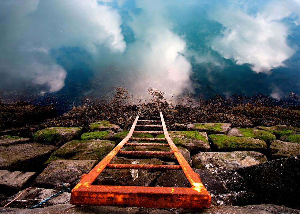 stairways down to heaven