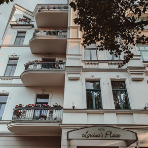 Das Louisa`s Place Berlin | Luxuriöse Nächte am Kurfürstendamm.