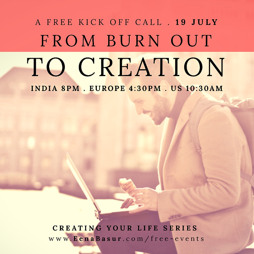 Creating Your Life : Free Kick Off Call