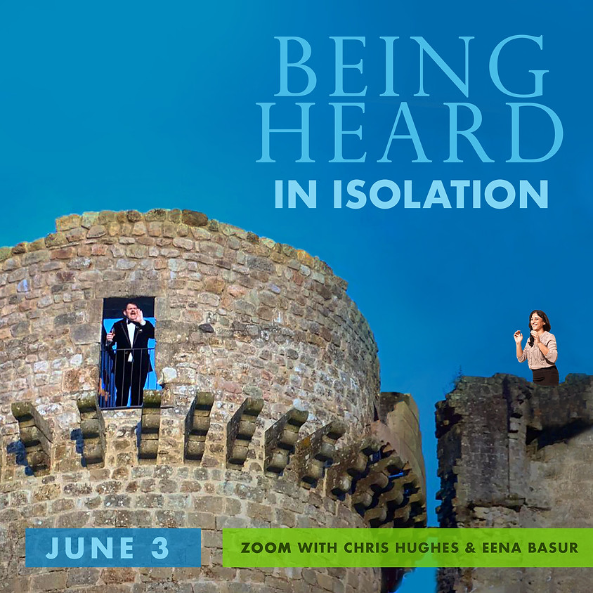 Being Heard in Isolation - Free Zoom