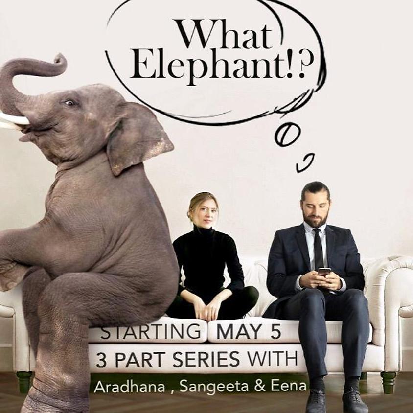 What Elephant!?