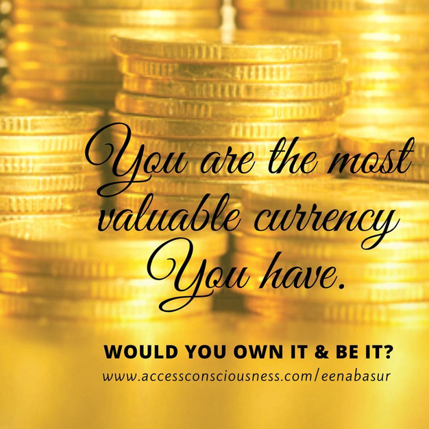 You Valuable Currency
