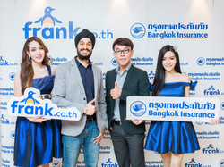 Frank Partnership with BKI