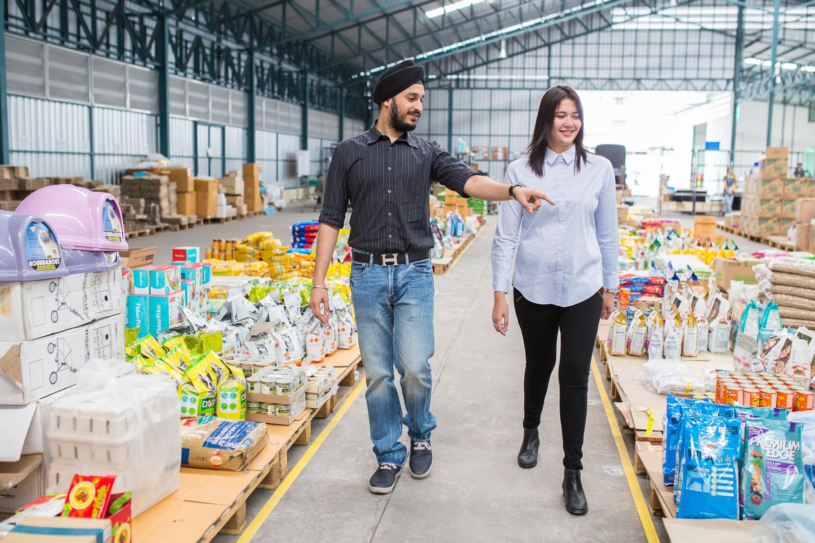 Whatsnew Warehouse photoshoot 3