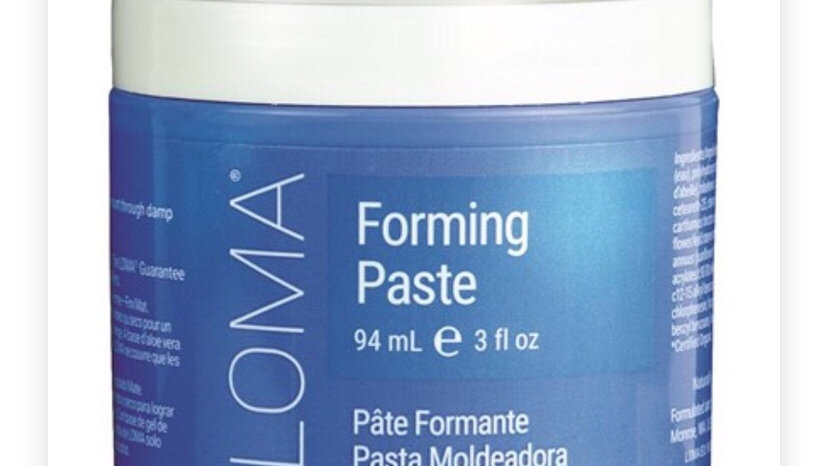 Forming Paste