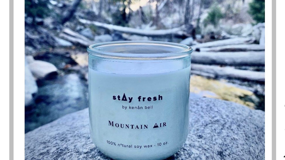 Stay Fresh candles - Large