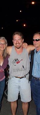 Nancy, Jason Q., Phil