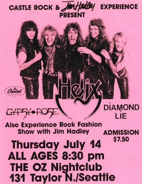 Helix, Gypsy Rose & Diamond Lie 1988.jpg
