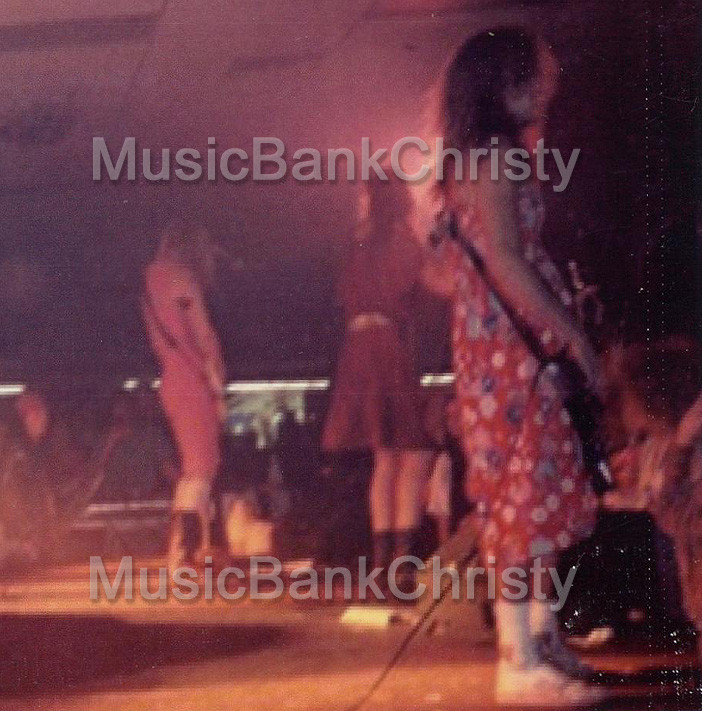 AIC in Drag Halloween 1988