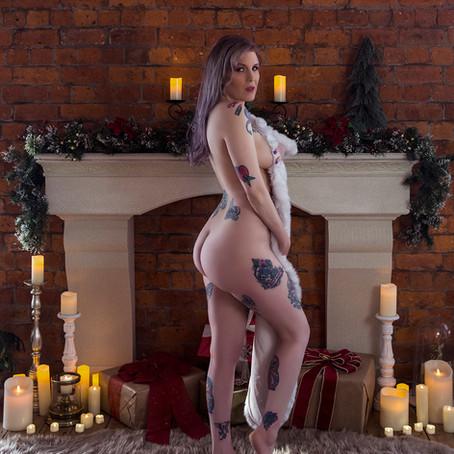 Boudoir Modelling Shoot - Melissa La Lucy