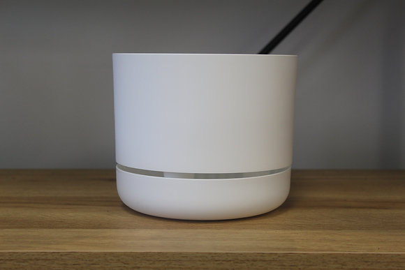 Decor Self Watering Pot 170mm White