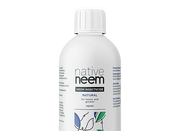 Native Neem Insecticide