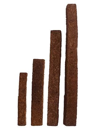 Fern Fibre Totem Poles