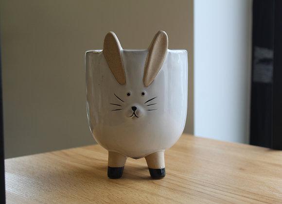 Jingles Rabbit Pot