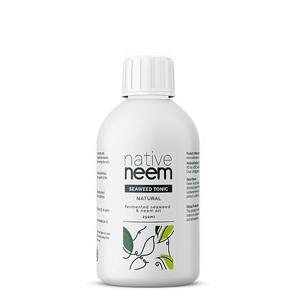 Native Neem Seaweed Tonic