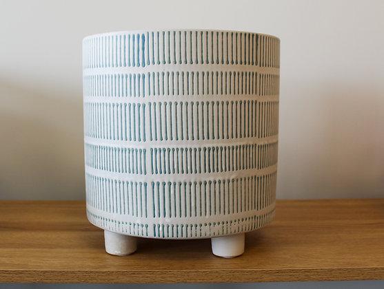 Footed Pot Range Large