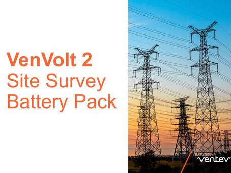 Ventev's New VenVolt 2 Site Survey Battery Pack