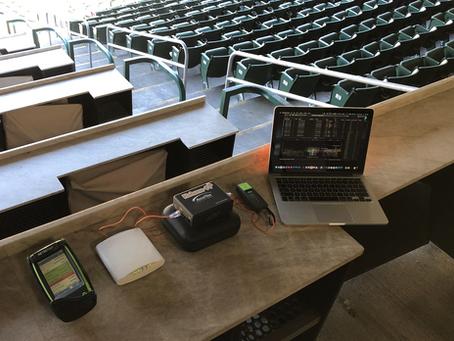 Acceltex Site Survey Battery Pack