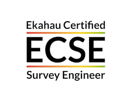 Ekahau Certified Survey Engineer