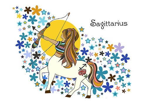 """Sagittarius Love"""