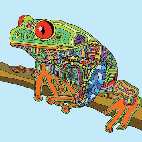 """Frog Love"""