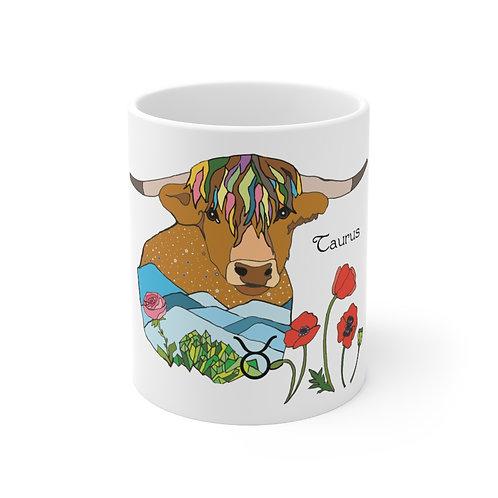 Taurus Love Mug