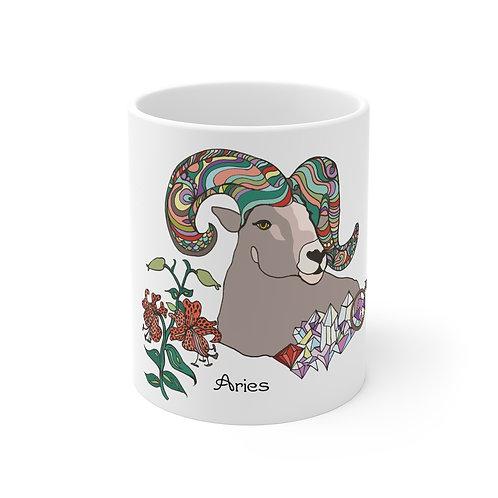 Aries Love Mug