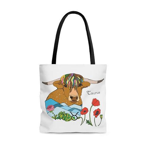 """""""Taurus LOVE"""" Tote Bag"""