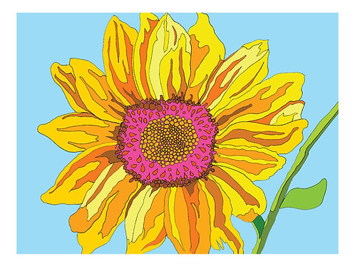 """Sunflower Love"""