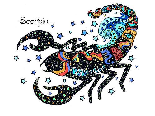 """Scorpio Love"""