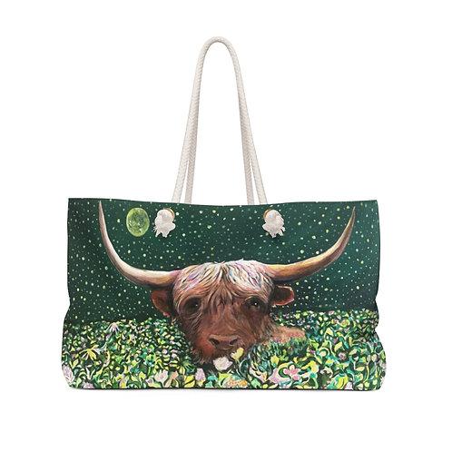 """""""Scottish Highland Love"""" - Weekender Bag"""