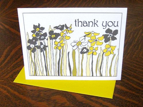 """Wildflower Love"" Greeting Card"