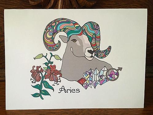 """Aries Love"""