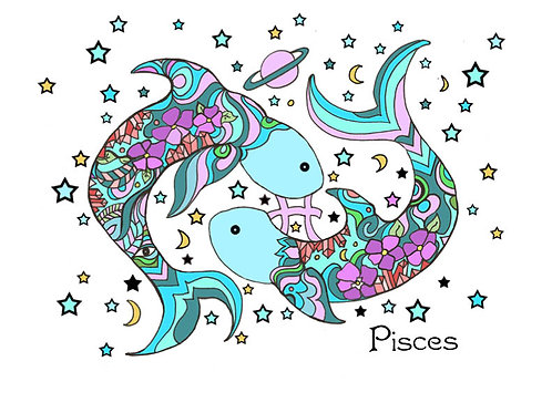 """Pisces Love"""